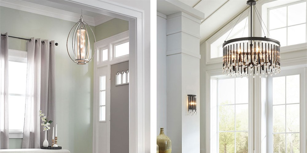 Foyer Lighting Ideas For Your Entryway Luxedecor