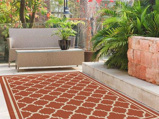 Outdoor Traditional Rugs