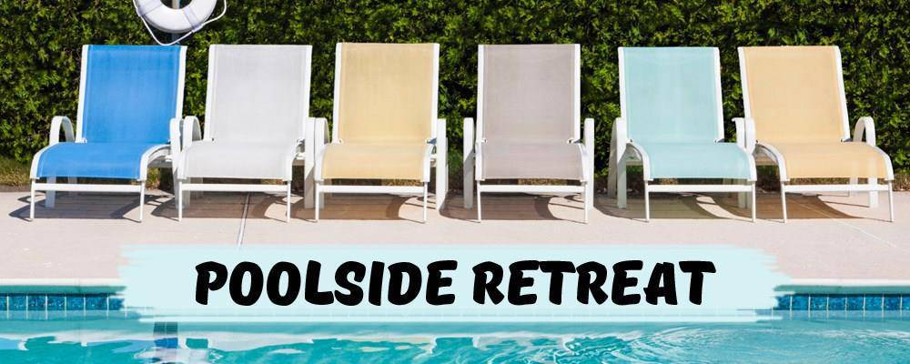 Create Your Personal Poolside Retreat