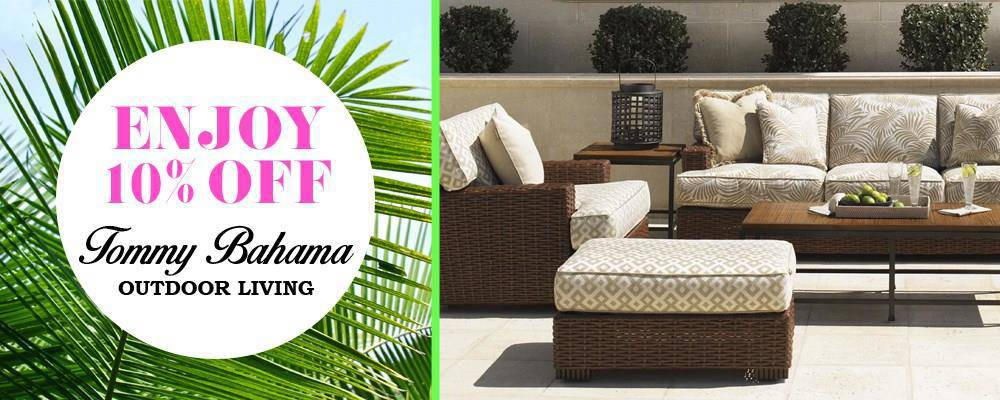 Tommy Bahama Outdoor Sale