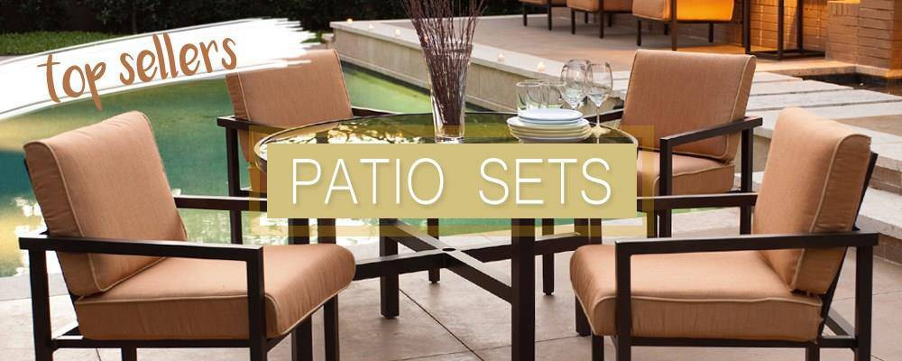 Best Selling Patio Sets