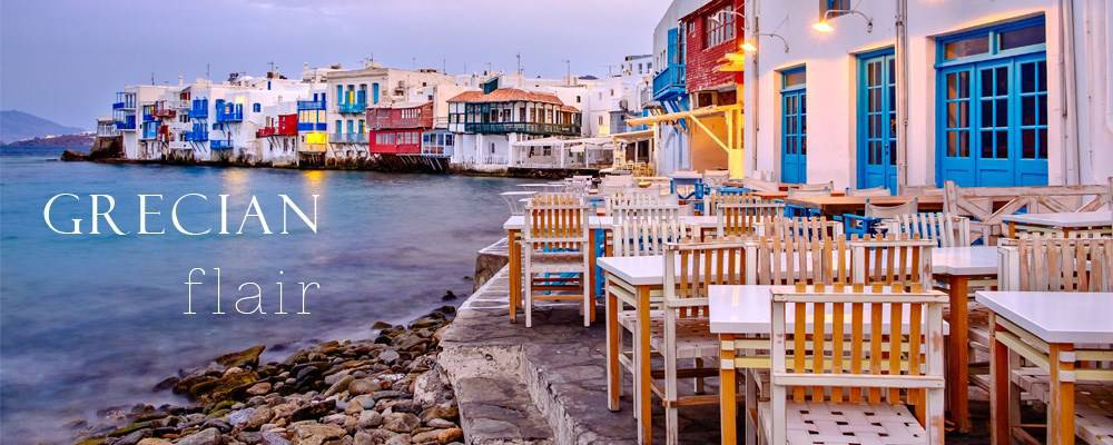 Grecian Flair