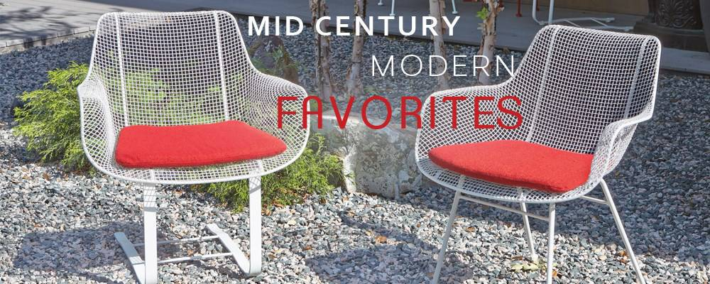 Mid Century Modern Favorites - Mid Century Modern Patio Furniture PatioLiving