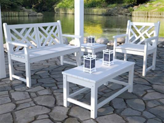 Recycled Plastic Lounge Sets