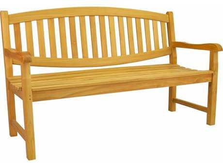 Anderson Teak Kingston 3-Seater Bench