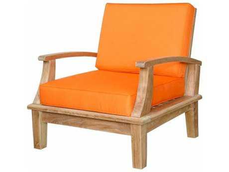 Anderson Teak Brianna Deep Seating Armchair cushion