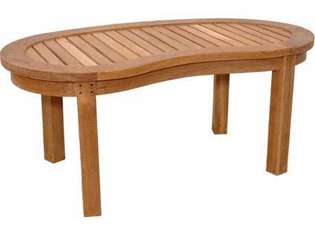 Anderson Teak Kidney Table (Curve Table