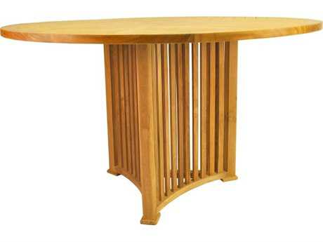 Anderson Teak Mission 51 Round Table
