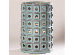 Alfresco Home Garden Pisa Ceramic Lantern