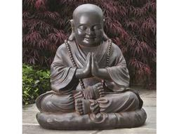 Alfresco Home Garden Seated Buddha Statue
