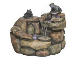 Alfresco Home Garden Rana Outdoor Fountain