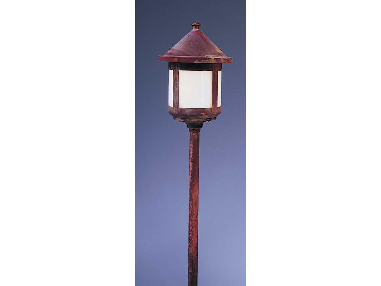 Arroyo Craftsman Berkeley Outdoor Post Mount Light