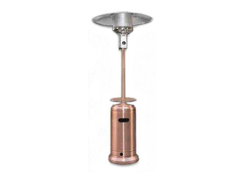 Az 87 Tall Steel Copper Outdoor Propane Heater Hlds01 Dt