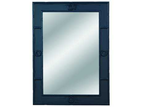 Bassett Mirror Pan Pacific 36 x 48 Tybee Wall Mirror