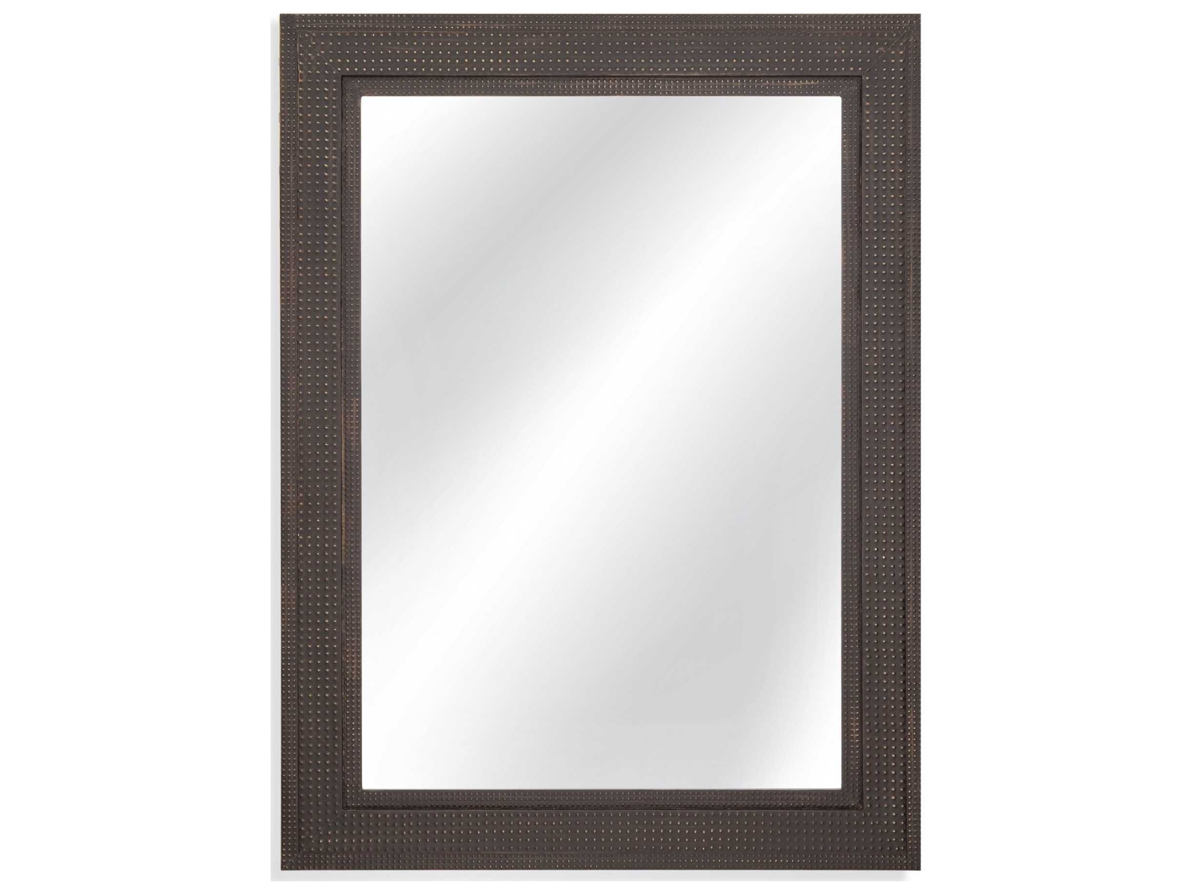 Bassett mirror belgian luxe 36 x 48 ellison wall mirror for Mirror 48 x 36