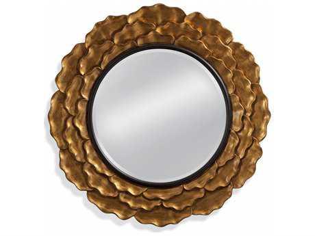 Bassett Mirror Thoroughly Modern 40'' Round Niota Wall Mirror
