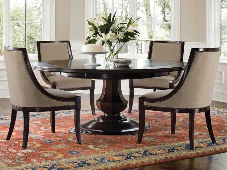 brownstone furniture sienna 72 39 39 round chestnut extension dining table