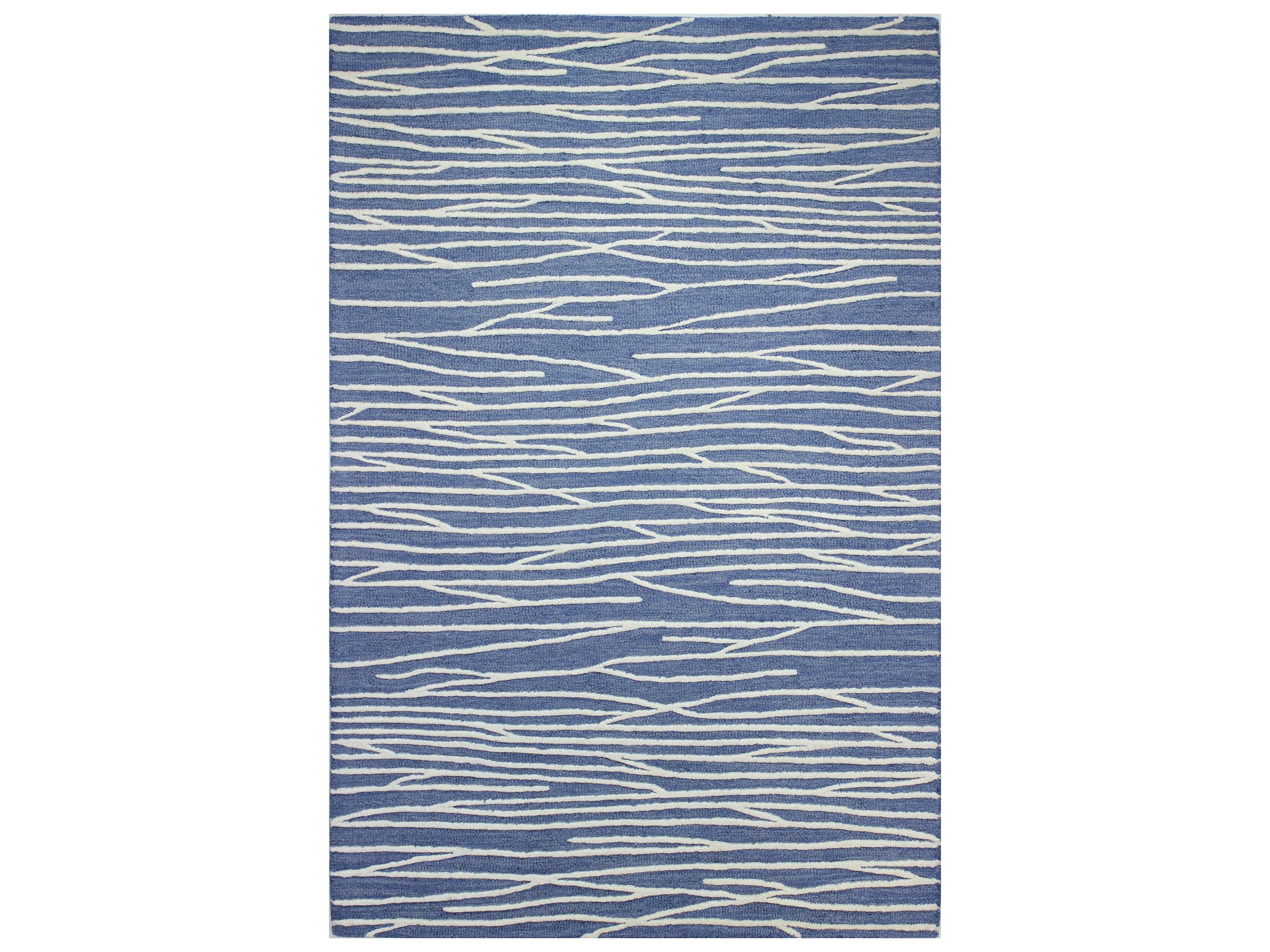 bashian rugs westwood rectangular denim area rug r135