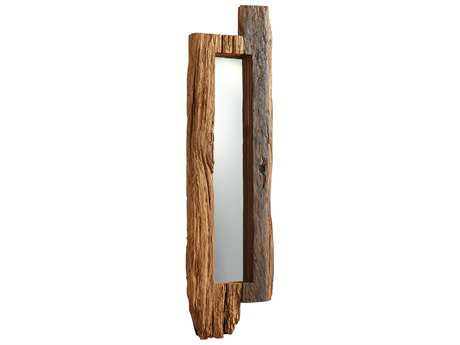 Cyan Design Jonas Walnut 11''W x 43''H Wall Mirror