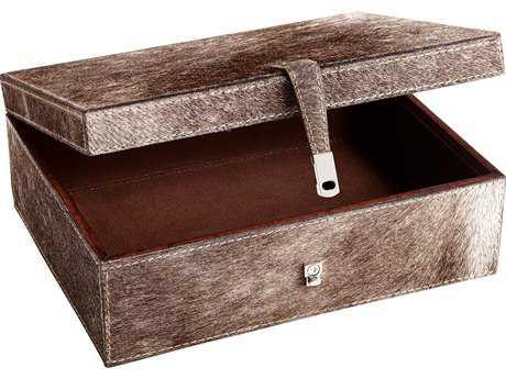 Cyan Design Lukas Grey Container