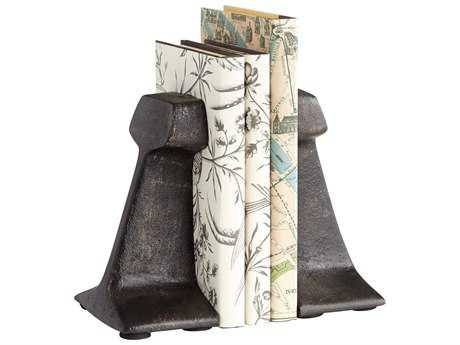 Cyan Design Smithy Zinc Book Ends
