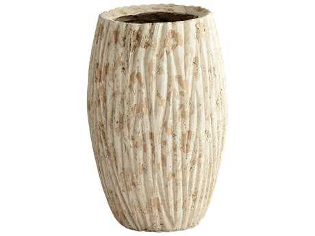 Cyan Design Rotundus Brown Large Planter