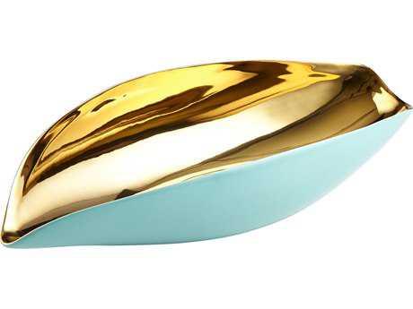 Cyan Design Mavis Aqua Medium Tray