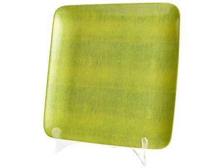Cyan Design Diamond Shagreen Large Tray