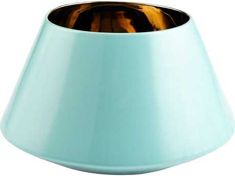 Cyan Design Cleo Aqua Large Vase