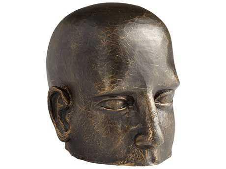 Cyan Design Off the Top Old World Sculpture