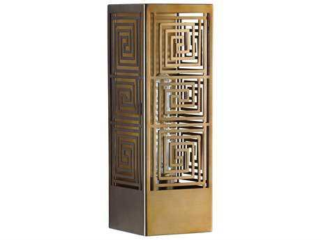 Cyan Design Allister Satin Brass Wall Sconce