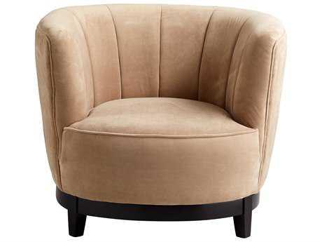 Cyan Design Mr. Hot Seat Tan Accent Chair