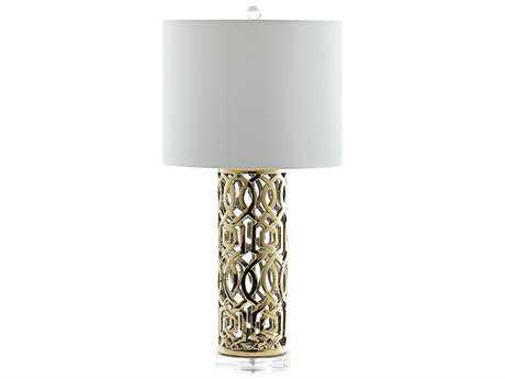 Cyan Design Empress Gold Buffet Lamp