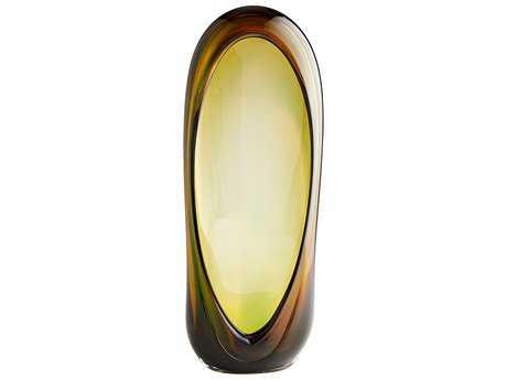 Cyan Design Mandisa Amber Large Vase