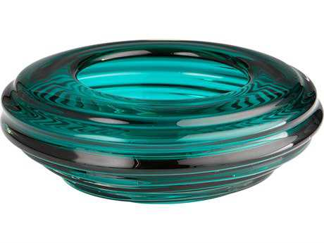 Cyan Design Adair Turquoise Small Vase