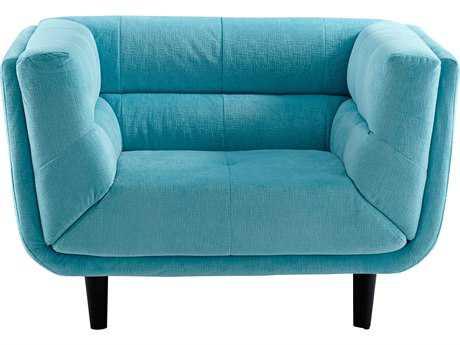 Cyan Design Voyager Blue Club Chair