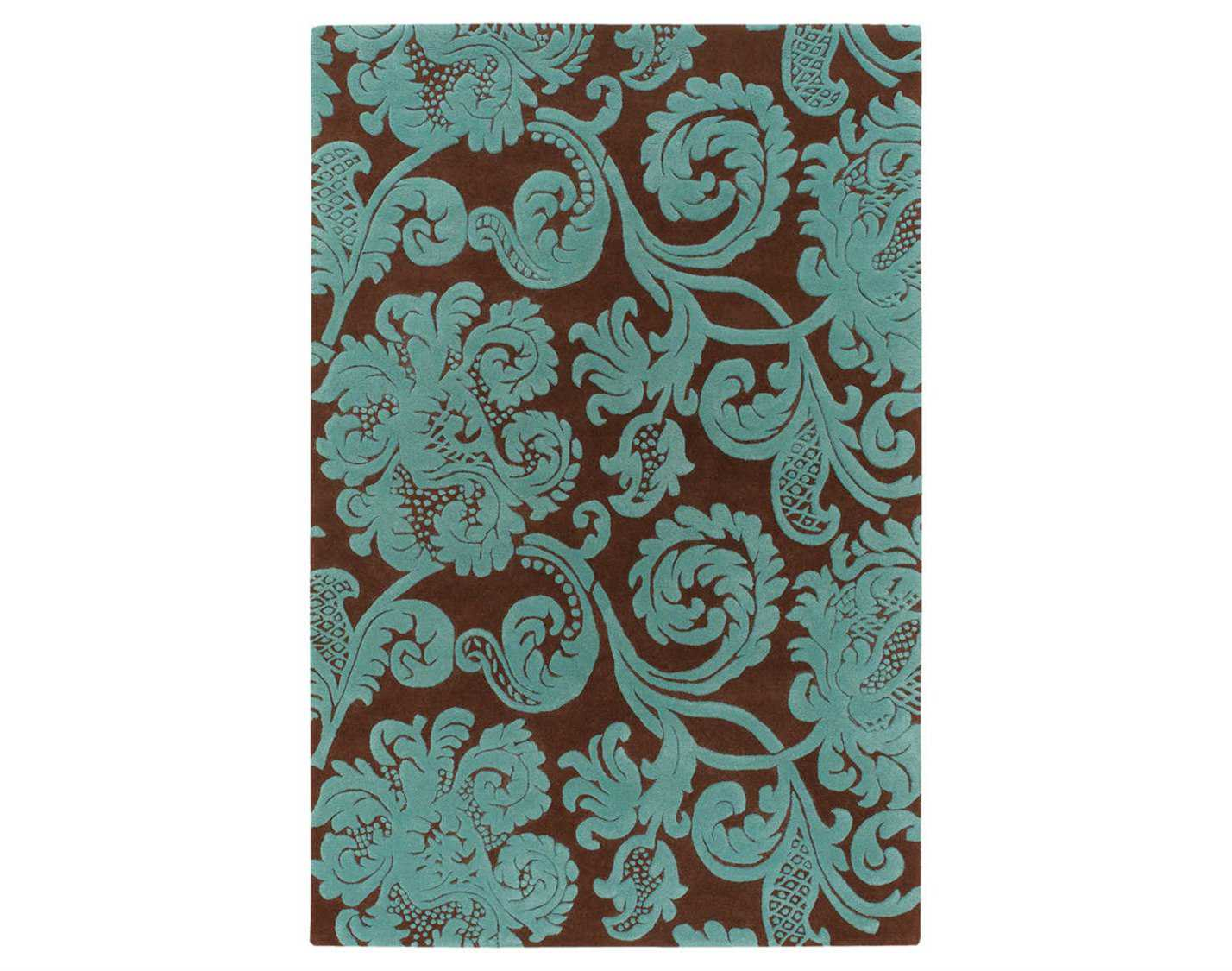 chandra venetian teal area rug