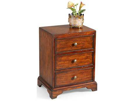 Chelsea House Westen Mahogany Side Chest