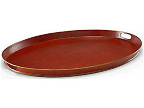 Chelsea House Red Serving Tray