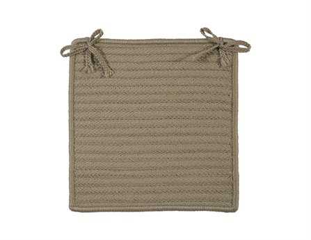 Colonial Mills Simply Home Solid Thatch Chair Pad (Set of 4)