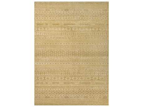 Couristan Cadence Modern Beige Machine Made Synthetic Geometric 2' x 3'11 Area Rug - 51560190020311T
