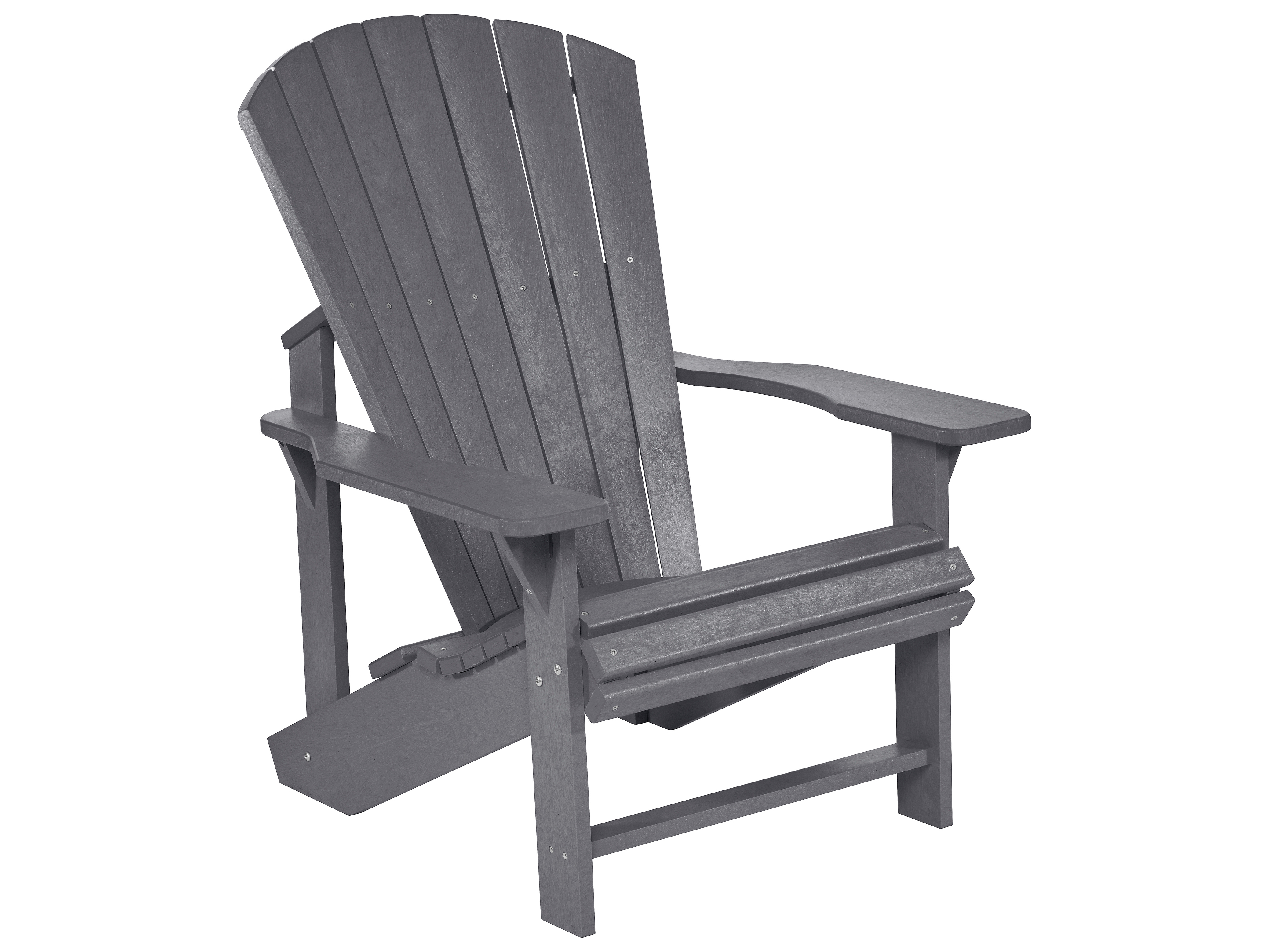 C R Plastic Generation Arm Lounge Chair