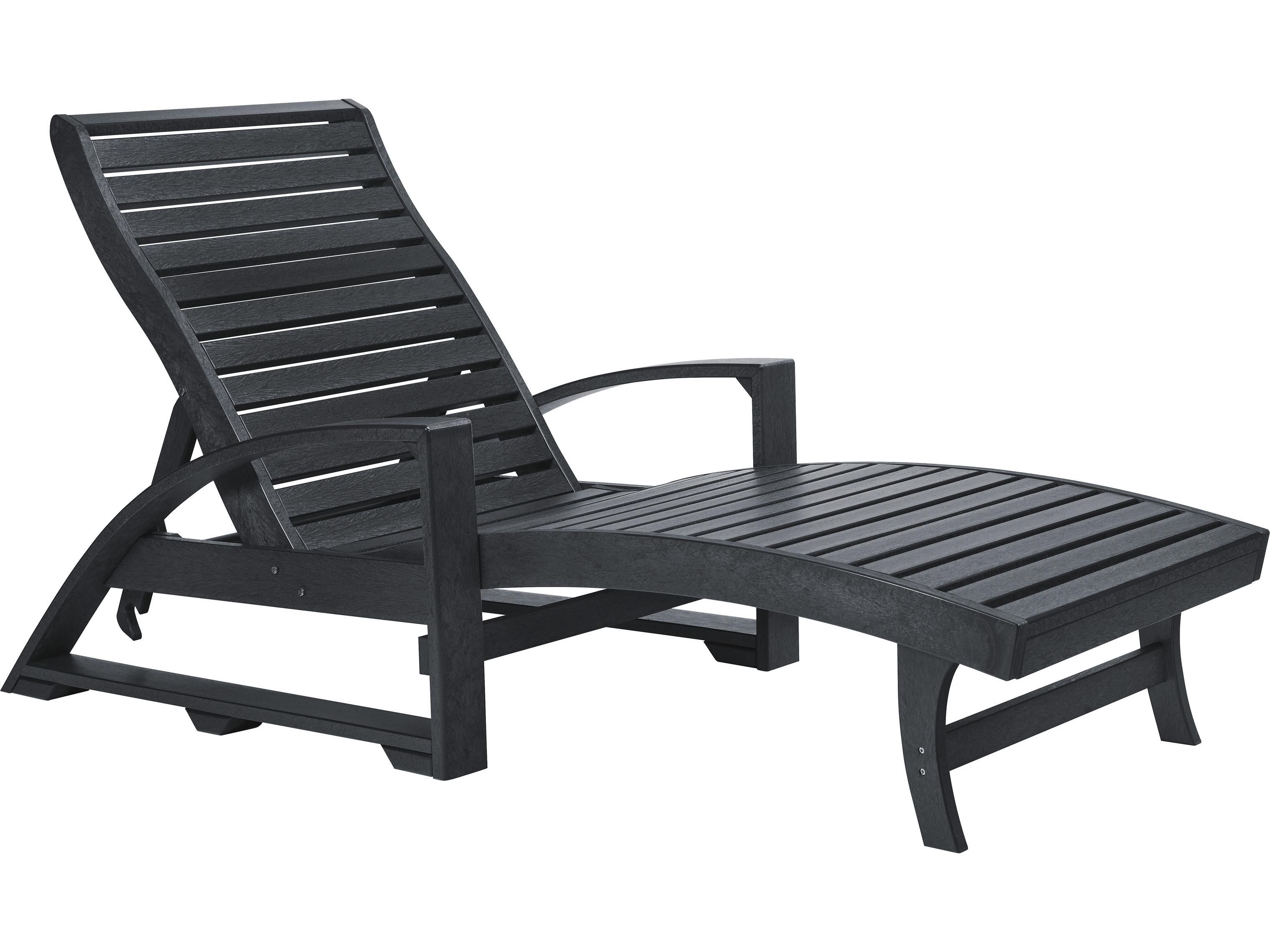 c r plastic st tropez chaise lounge with wheels l38