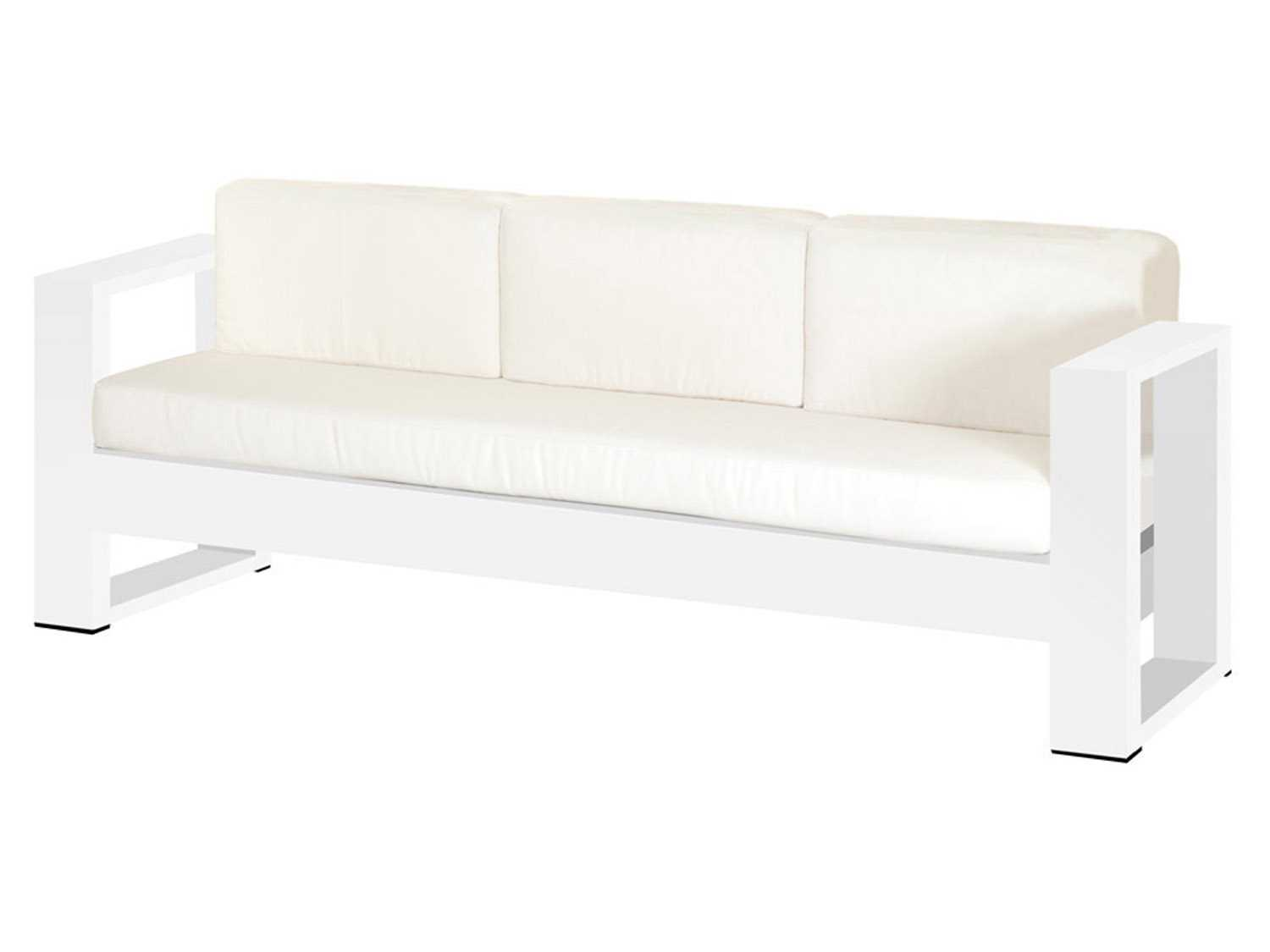 Caluco space sofa 701 23p for Bedroom furniture 70123
