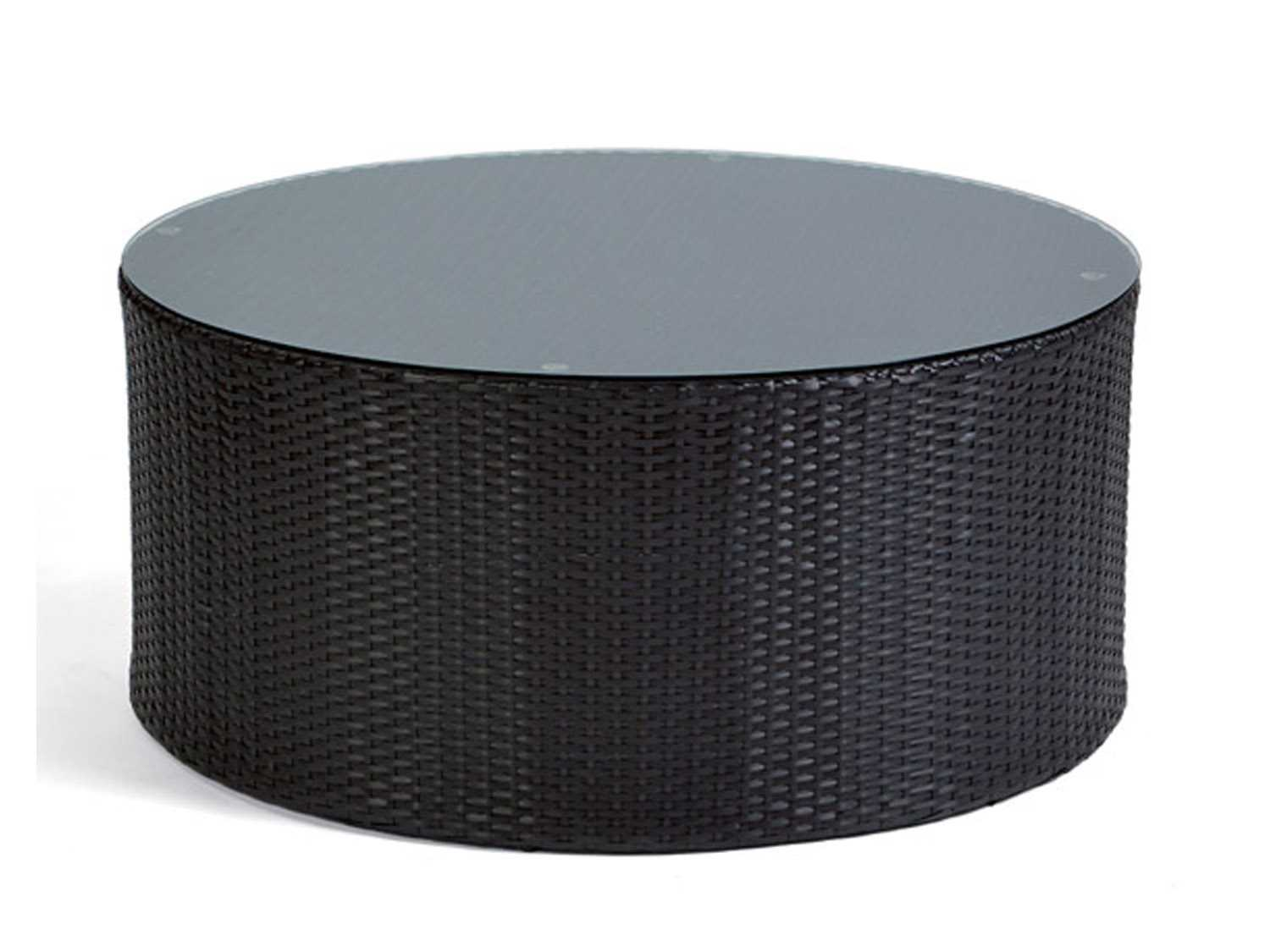 Caluco Cosmic Wicker 30 Round Coffee Table 898 F