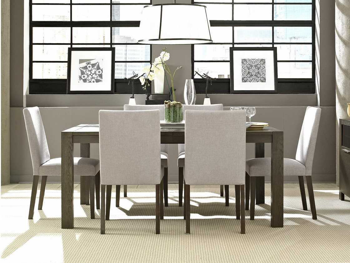Casana Hudson 7 Piece Dining Table Chair Set 525 152K7P