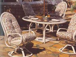 Homecrest replacement cushions patio outdoor furniture collection at - Garden furniture cyprus ...