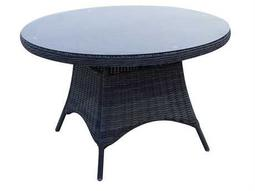 Darlee Outdoor Living Quick Ship Valencia 48'' Round Dining Table