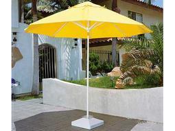Dayva 9' Octagon Aluminum Remote Control Motorized Umbrella
