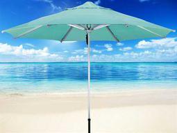 Dayva Patricia 11' Octagon Aluminum Pulley Umbrella